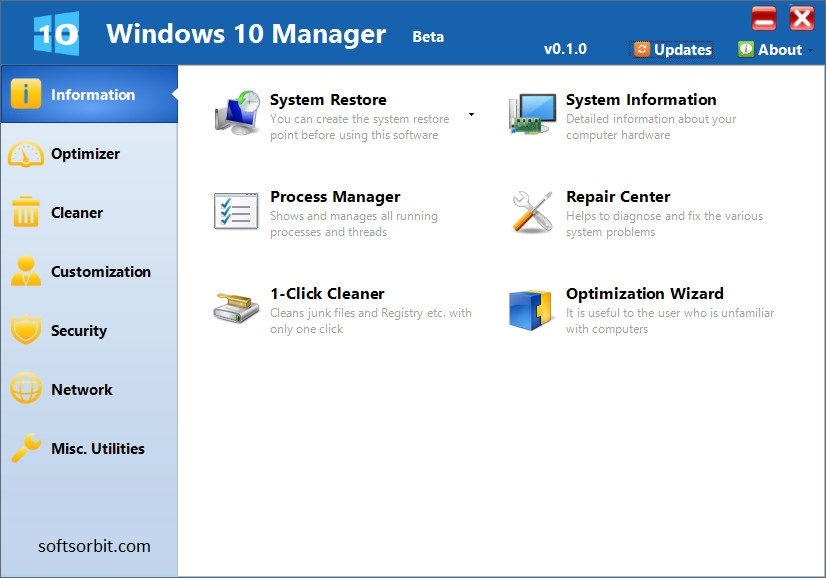 Windows 10 Manager Serial Key